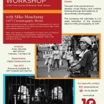 International Academy of Film and Television presents Documentary Photography Workshop - A Part-Time Course Developing Visual Literacy with Mike Muschamp :) For more info, please check the poster or contact yehlen@iaft.net, 032-495-2111. :)