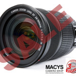 Canon EF 24-105mm f/3.5-5.6 IS STM also on SALE! Limited stock only. P19,990 (CASH) only with 3yrs Canon Phils Warranty :)