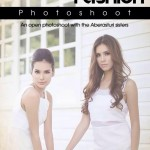 Glamour and Fashion Photoshoot - An Open Shoot with the Aberasturi Sisters :) October 26, 2014, 1-5pm. Location to be announced to registered participants. Organizer/Contact Person: Sachito Sato / 0922 377 6924. :)