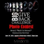 Give Back Photo Contest