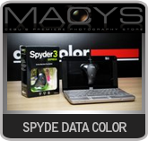 Spyde Data Color