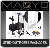 Studio Strobe Packages