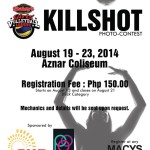 Girls Volleyball League Killshot Photo Contest brought to you by Sun Cellular and Phenomenal Eight Event Horizons :) August 19-23, 2014 - Aznar Coliseum. Registration starts now at MACYS Banilad or APM Mall Branches - Registration Fee P150 only :)