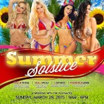 Bikini Photo Safari presents Summer Solstice featuring Khloe Terae, Holly Wolf, CJSparx, Pashence Marie and other local models :) Sunday, March 29, 2015 9am-6pm at Terracota Manor Gardens, Cebu City. Please contact 0915-2757333 or 0905-4602477 for more details :) P3500 only! :) Registration also accepted at MACYS! :)