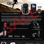 MACYS SALE ALERT: Veho Muvi Products now on SALE - LESS 20%! :) One of the reliable Action Cameras out there :) Get them from MACYS Banilad or APM Mall Branches :)  Veho MUVI NPNG - P12990 (now on SALE - LESS 20%) Veho MUVI Atom - P6490 (now on SALE - LESS 20%) Veho SAEM S6 Universal Underwater Phone Case - P1990 (now on SALE - LESS 20%)