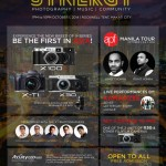 Fujifilm Synergy | Photography | Music | Community - October 1, 2014, Rockwell Tent Makati City, 7-10pm :) For registration, go to; Synergy.eventbrite.com.
